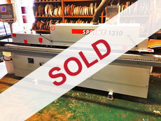 Used Holz-Her 1310 sprint edge bander