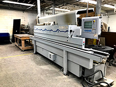 Brandt KDN-530 C Edge Bander with Premill