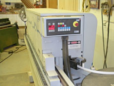 Panel Wood Machinery - Used Equipment - BRANDT KDN-330 B