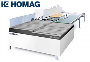 Homag Loopteq Return Conveyors